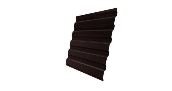 Профлист Ral 8017 шоколад