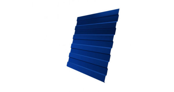 Профлист Ral 5005 сигнально-синий