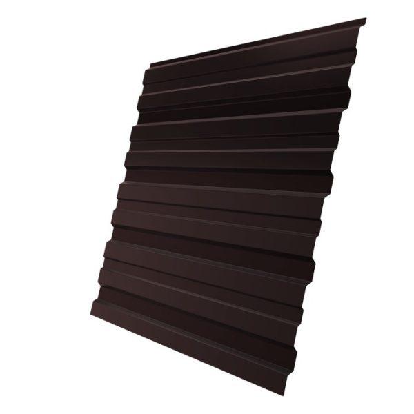 Профлист Ral8019 серо-коричневый